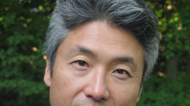 Chang-rae Lee, author of
