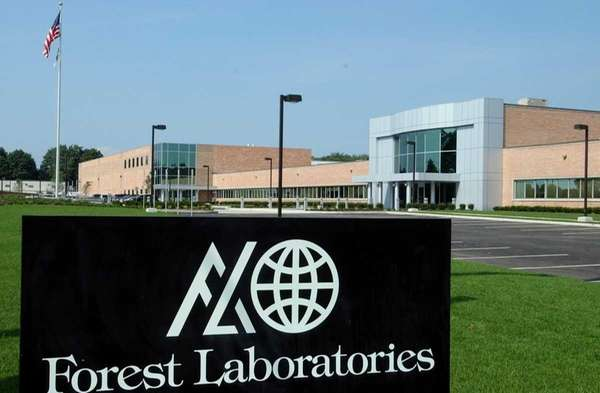 Forest Laboratories Inc., a New York City drugmaker