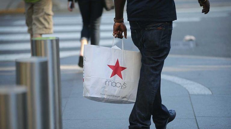 Macy's has announced Jan. 9, 2014, that it