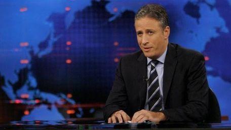 Jon Stewart, seen in an undated photo, had