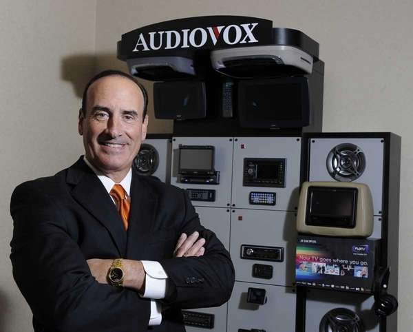 Pat Lavelle, president and chief executive of Voxx