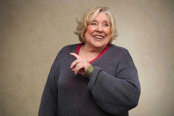 Fay Weldon, author of