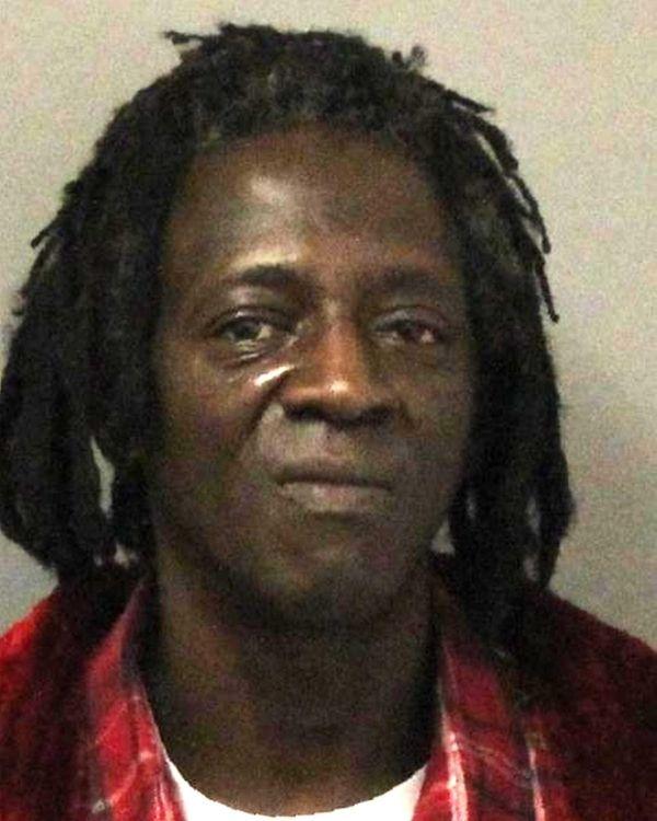 Rapper Flavor Flav was arrested on Jan. 9,