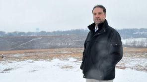 Igor Sikiric, executive director of the Town of
