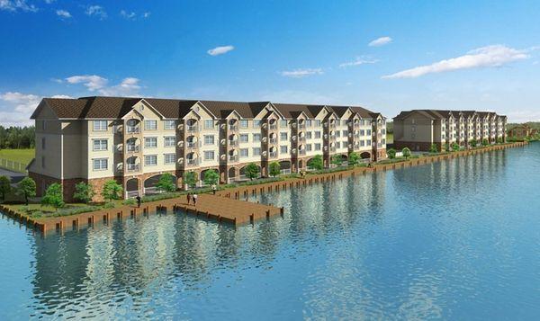 Island Park developer John Vitale has proposed to