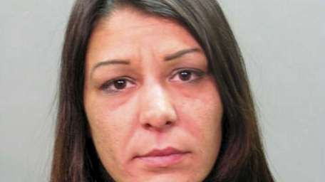 According to police, Janine Lafiandra, 36, was driving