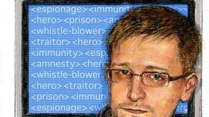 Edward Snowden should be punished for leaking key