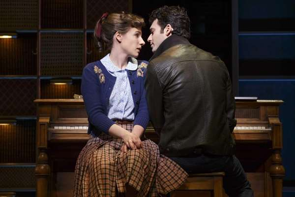 Jessie Mueller in the title role and Jake