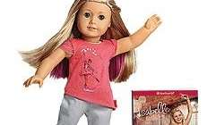 The 2014 American Girl doll of the year