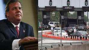 New Jersey Gov. Chris Christie speaks about his
