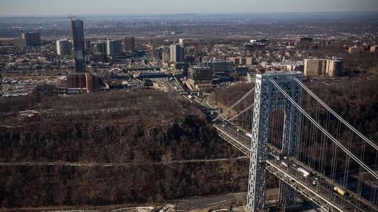 The Fort Lee, N.J., side of the George