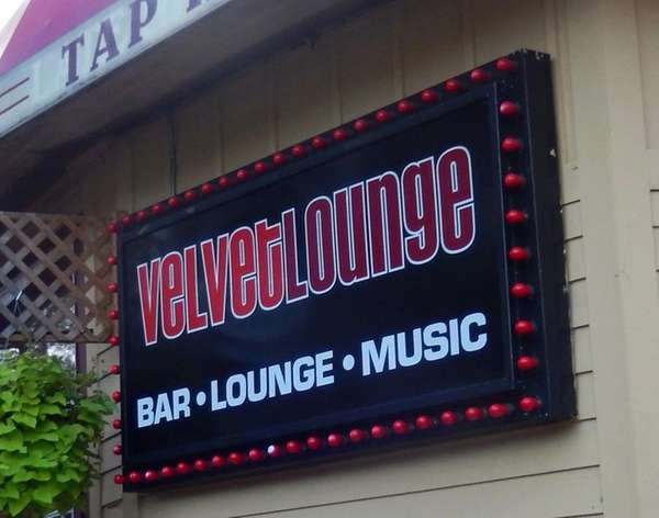 The Velvet Lounge, 10 Woods Corner Rd., East