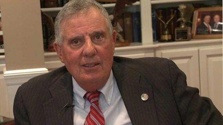 Joseph Mondello, the Nassau Republican leader.