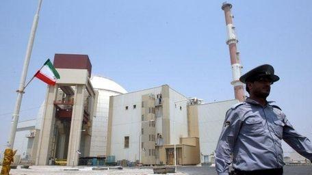 iran nuclear power