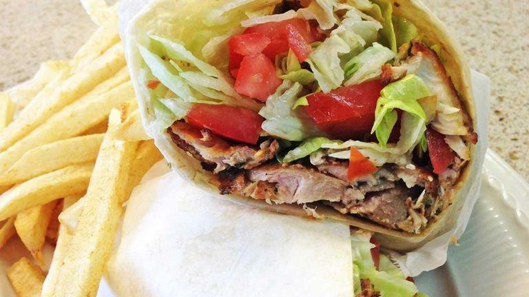 West End GR serves Greek cuisine in Long