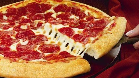 Pizza Hut announced Monday, Jan. 13, 2014, that