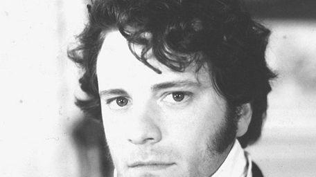 Colin Firth as Mr. Darcy in the A&E/BBC