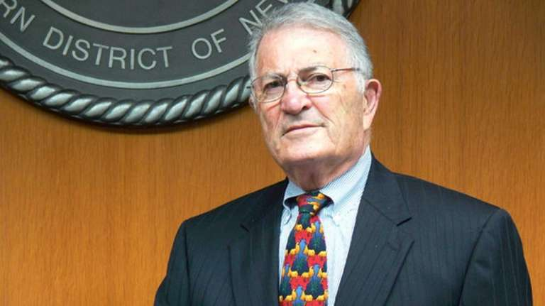 Burton Lifland, a New York federal bankruptcy judge