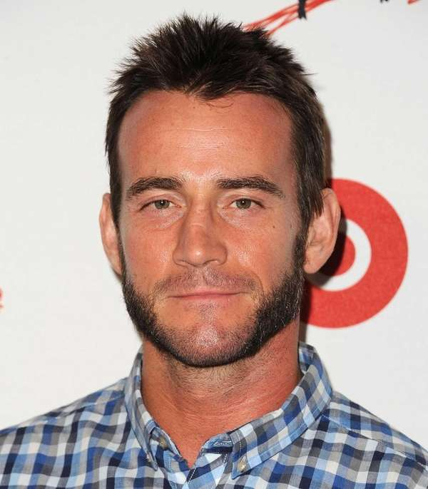 WWE wrestler CM Punk arrives at WWE and
