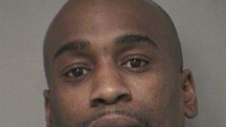 Abram D. Owens, 32, of Hempstead., turned himself