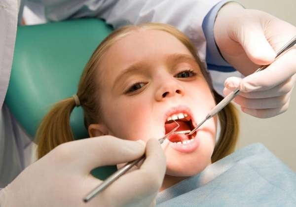Children should get their first dental X-ray between