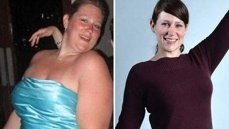 Christine Van Houten, 31, of Floral Park, went
