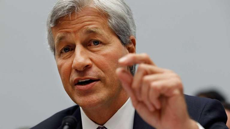 JPMorgan Chase CEO Jamie Dimon said on Oct.