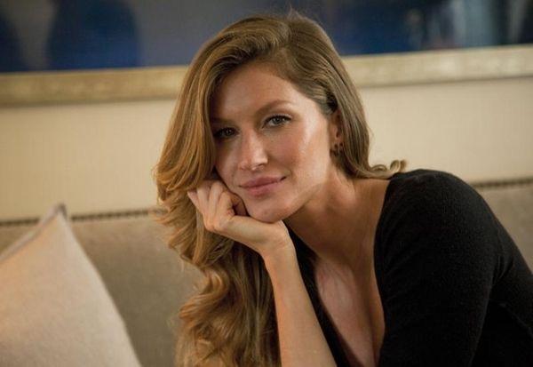Fashion model Gisele Bundchen is coming under fire