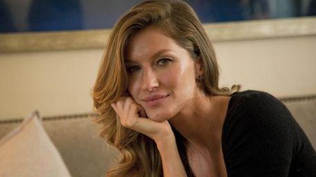 Fashion model Gisele Bündchen is coming under fire