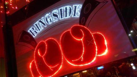 Ringside Bar at 247 S. Broadway in Hicksville.