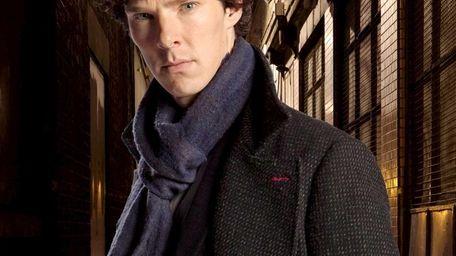 Benedict Cumberbatch portrays Arthur Conan Doyle's master sleuth