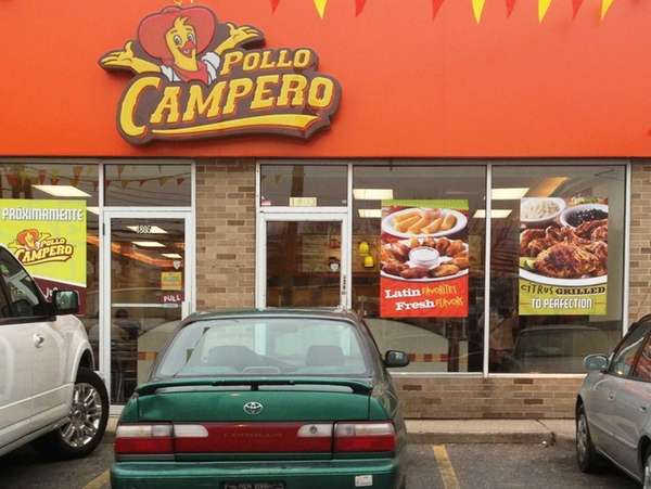 Pollo Campero has opened a branch in Huntington