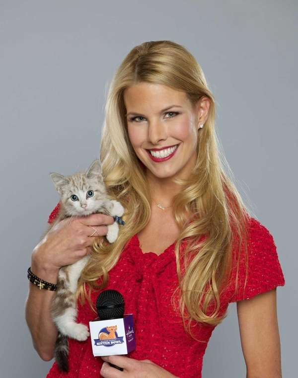 Beth Stern will host the inaugural Kitten Bowl