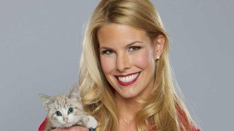 Beth Stern will host the inaugural Kitten Bowl