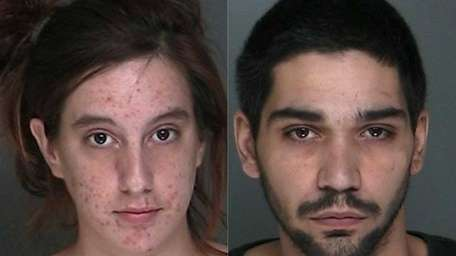 Jamie L. Greco, 23, and Christopher Marino, 29,