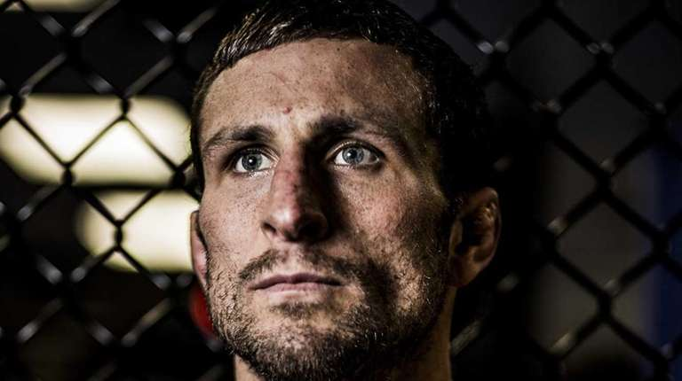 Gregor Gillespie of Bellmore Kickboxing Academy will make
