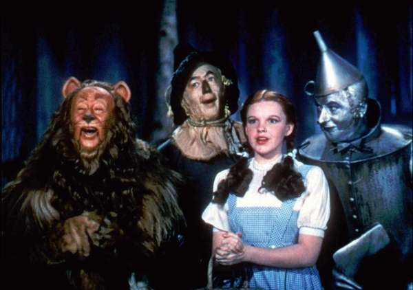 """The Wizard of Oz"": It's simply un-American to"
