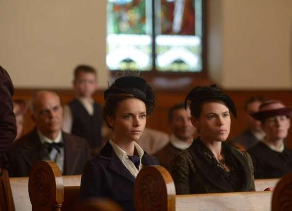 Christina Ricci stars as Lizzie Borden in the