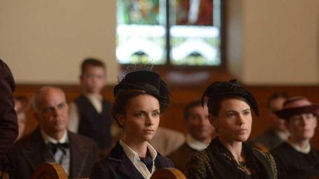 Christina Ricci stars as Lizzie Borden in the
