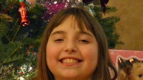 Isabella Gordon, 11, who attends Terryville Road Elementary