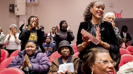 The Roosevelt Public Library held its 6th annual