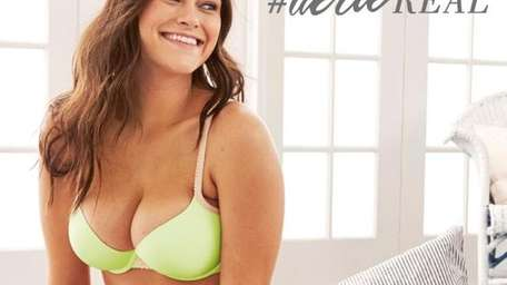 One of the ads from the Aerie Real