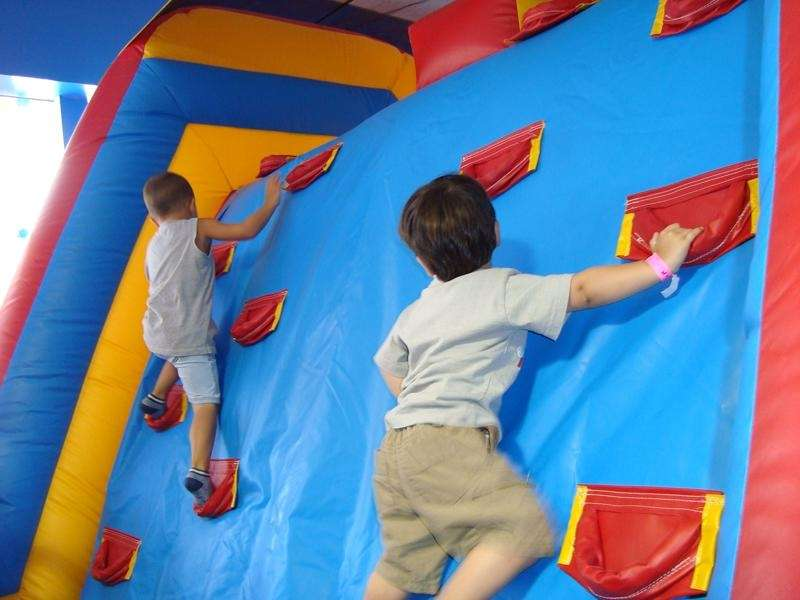 WHERE 2710 Hempstead Tpke., Levittown; 516-342-1330, lilaserbounce.com HOURS