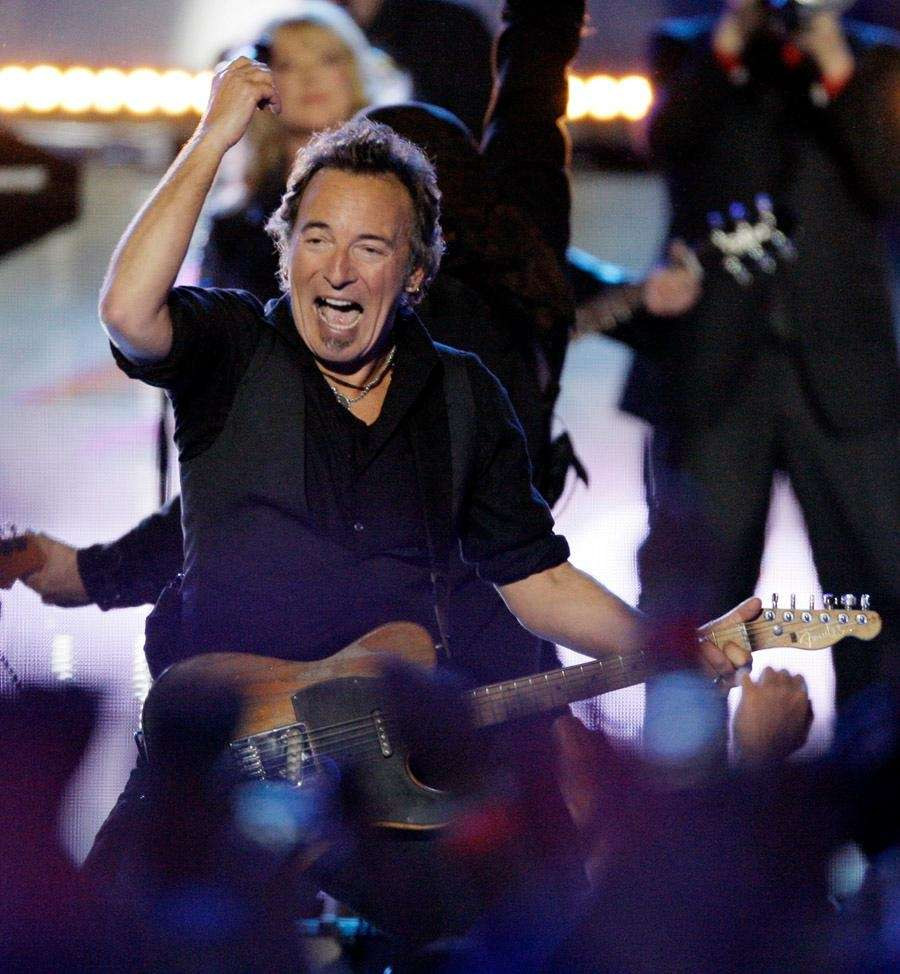 Bruce Springsteen & The E Street Band, 2009:
