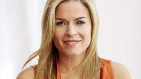 Iron Chef Cat Cora talks about healthy eating