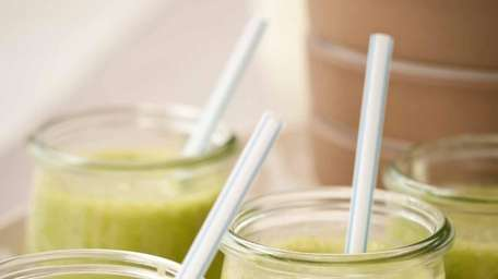 The Green Morning Smoothies can be found in