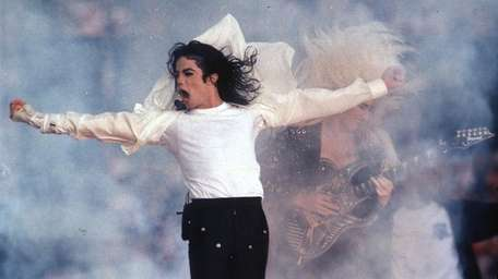 The King of Pop ushered in the new
