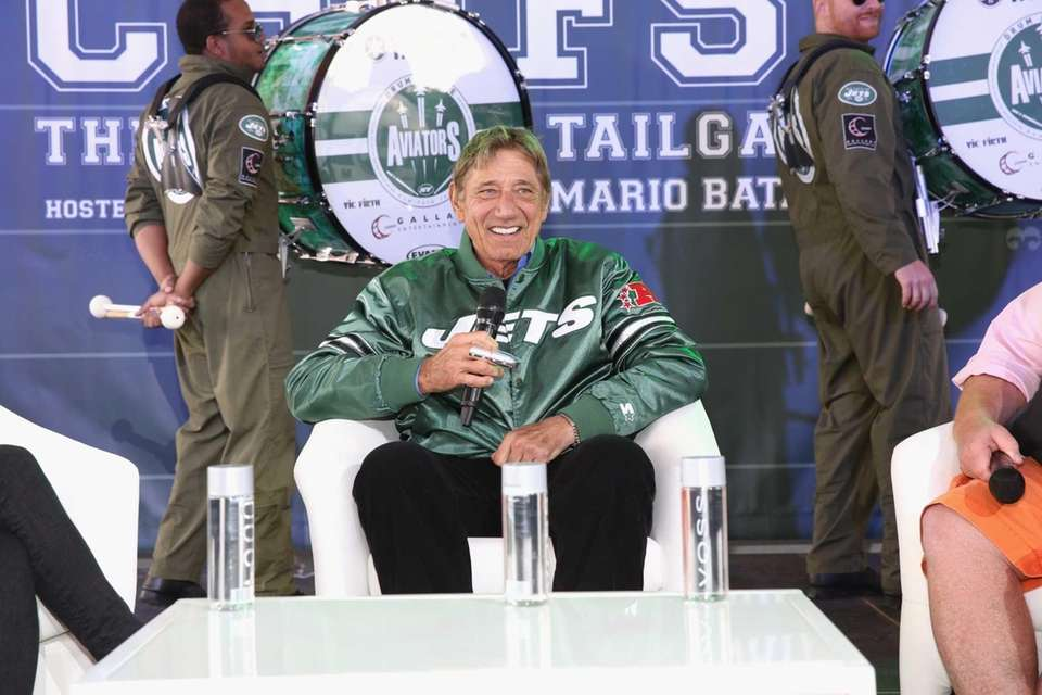 Joe Namath was named MVP of Super Bowl
