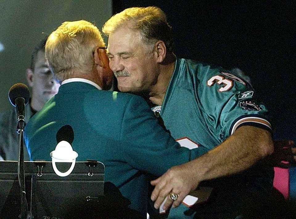 Larry Csonka was named MVP of Super Bowl