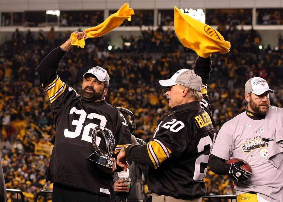 Franco Harris was named MVP of Super Bowl